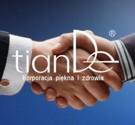 Współpraca TianDe Kołobrzeg