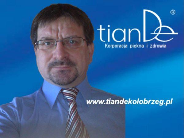 Zdjęcie Waldemar Grzelak TianDe Kołobrzeg - TianDe Kołobrzeg Kontakt