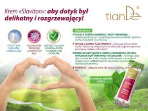 """Zmiękczający-krem-do-rąk-""""Slaviton""""-TianDe-300x225 Wszystko O Produktach"""