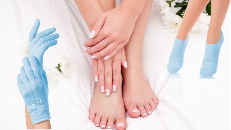 rek-skarp Żelowe rękawiczki