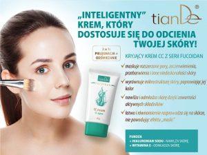 CC-krem-TianDe-300x225 Kremy i emulsje do twarzy