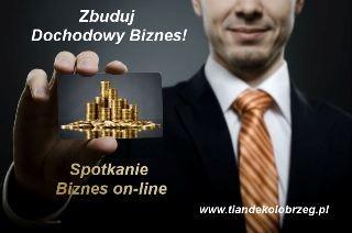 spotkania, biznes, online, tiandekołobrzeg