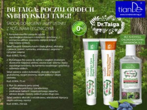 Dr.-Taiga-pasta-do-zębów-TianDe-Kołobrzeg3-300x225 Seria Dr. Tajga