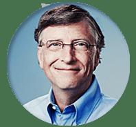 Bill-Gates Współpraca