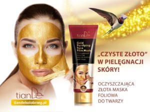 Oczyszczajaca-zlota-maska-tianDe-Kołobrzeg-300x225 Maski oczyszczające do twarzy