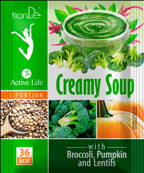 Zupa-kremowa-z-brokułem-dynią-i-soczewicą-195434-TianDe-Kołobrzeg Seria Active Life
