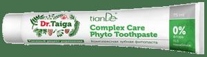 Kompleksowa fitopasta do zębów TianDe 65903, Nowości Tiande Kołobrzeg